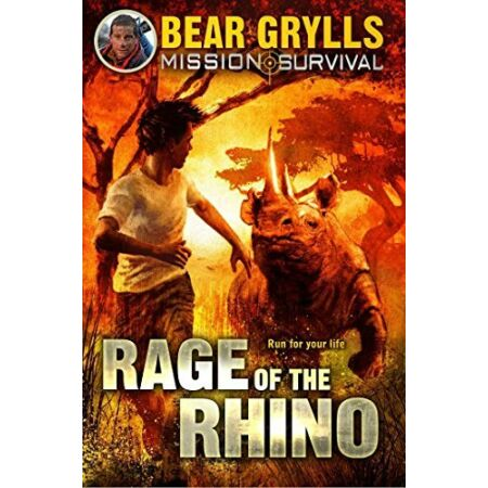 img-Bear Grylls Mission Survival 7 - Rage of the Rhino,Bear Grylls