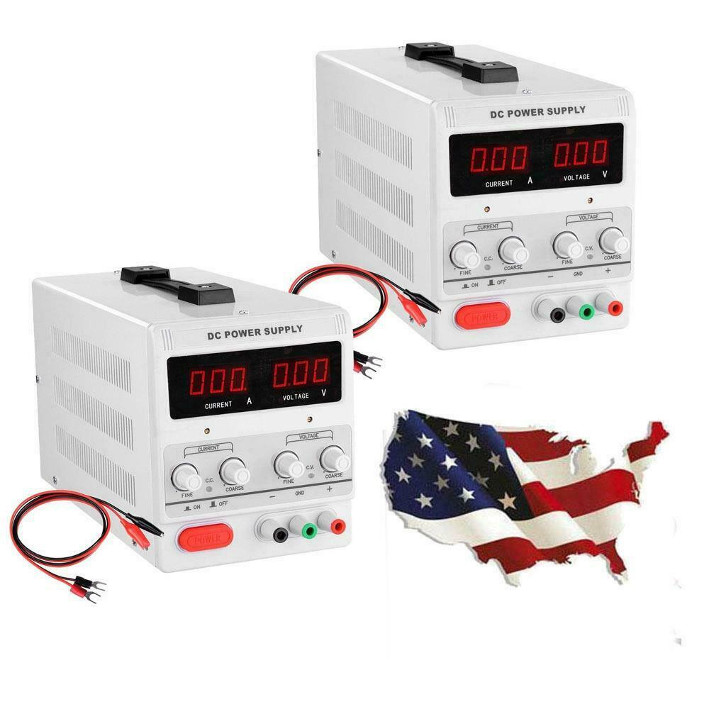 30v 5a 10a Dc Power Supply Precision Variable Digital