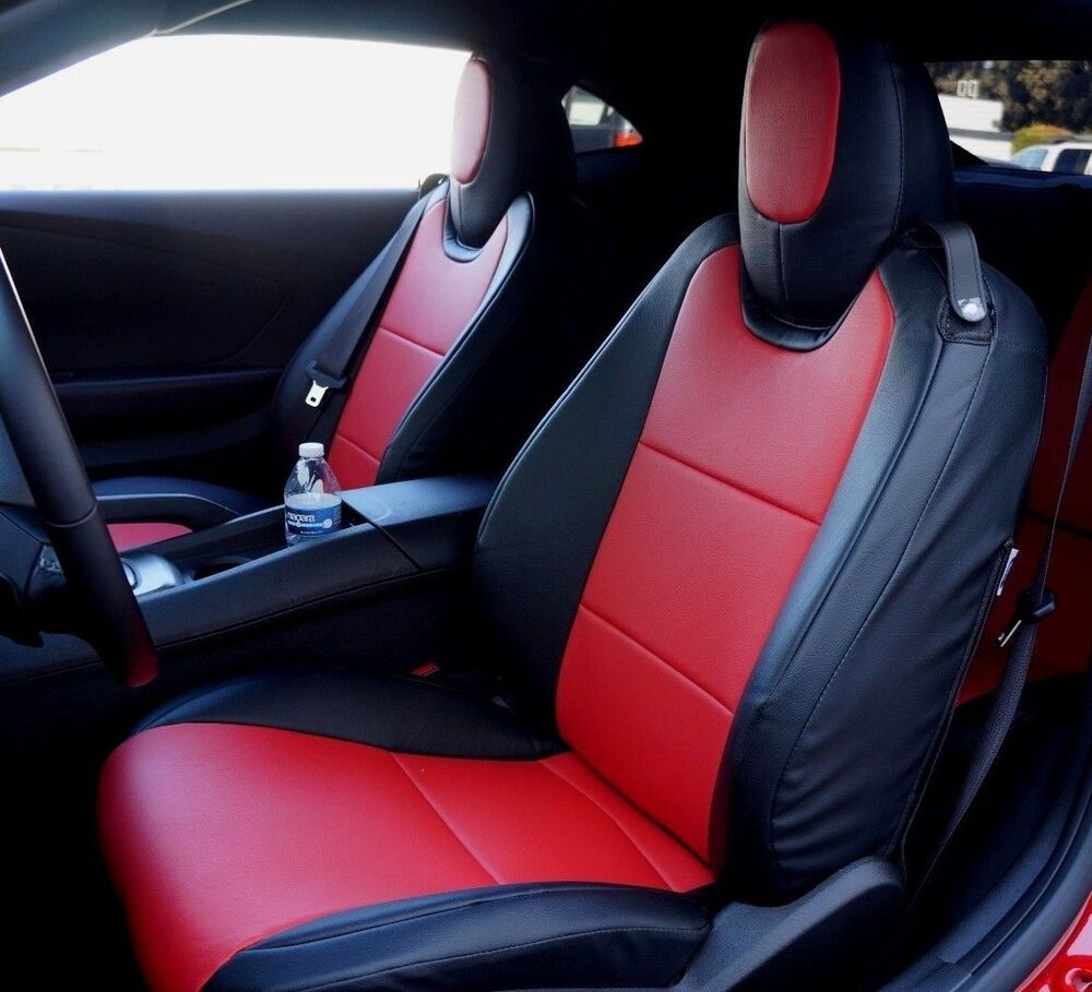 Chevy Camaro 1979 2015 Iggee S Leather Custom Fit Seat