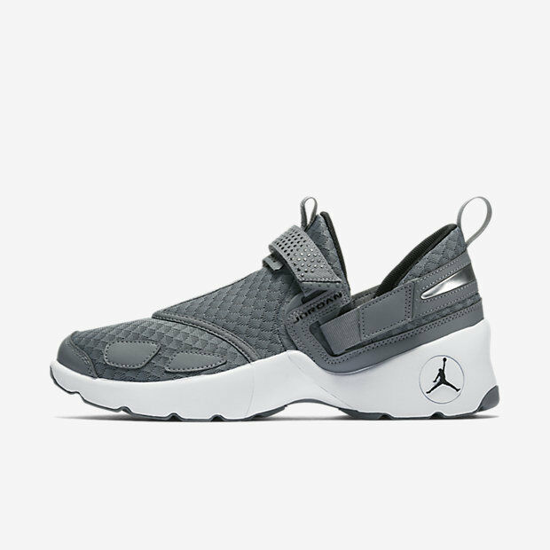 f3fa2bfe478130 Details about New Men s Jordan Trunner LX Training Shoes (897992-013) Cool  Grey White Black