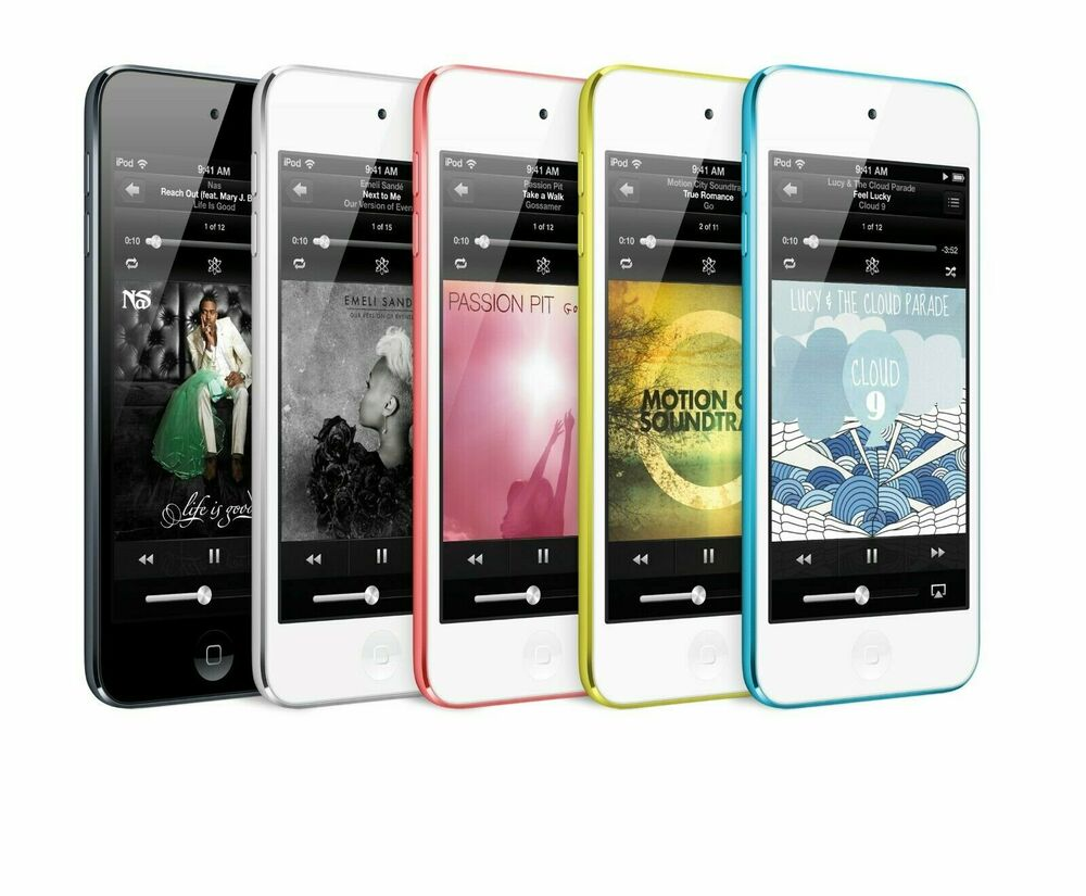 apple ipod touch 5th generation used tested all. Black Bedroom Furniture Sets. Home Design Ideas