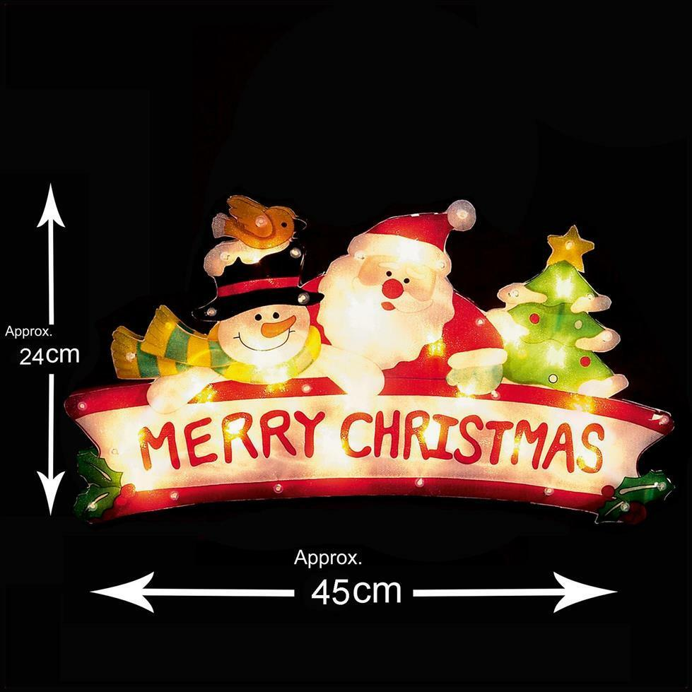 light up merry christmas train resin picture frame
