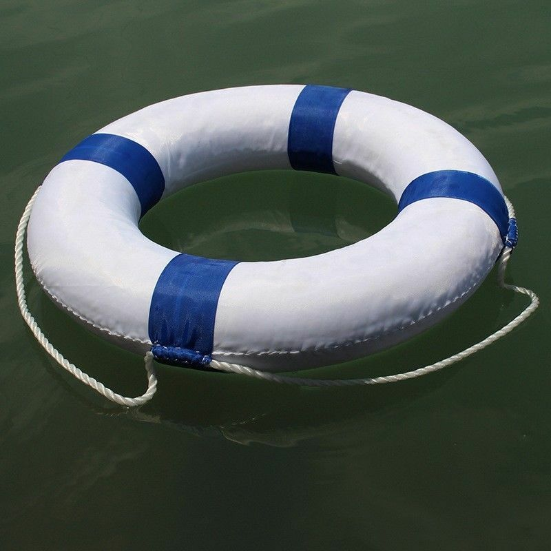 swimming pool safety ring lifeguard buoy life preserver water sports accessories ebay
