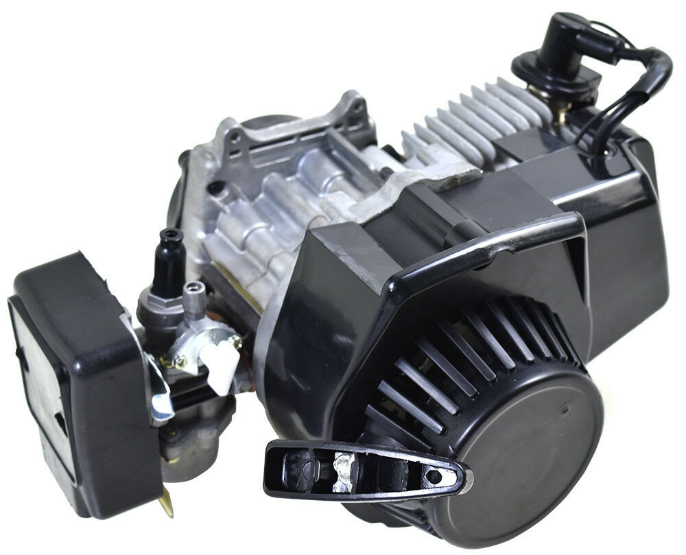 43cc 47cc 49cc 50cc 2 stroke engine motor for pocket mini bike scooter atv quad ebay. Black Bedroom Furniture Sets. Home Design Ideas
