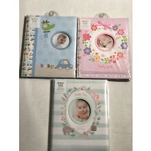 Stepping Stones Memory Book for Baby's First Memory up to 5 years old