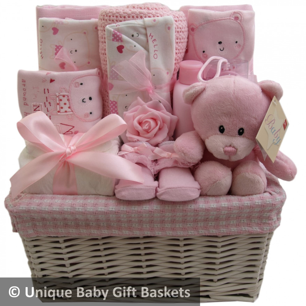 Hospital/new born essentials with layette set girl baby ...
