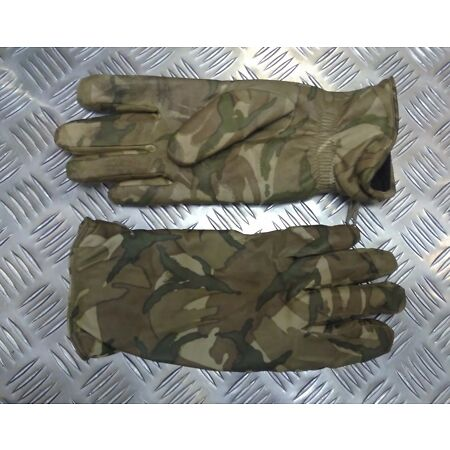 img-Genuine British Military MTP Multicam Leather Combat Gloves MK2 MVP Odd Shades