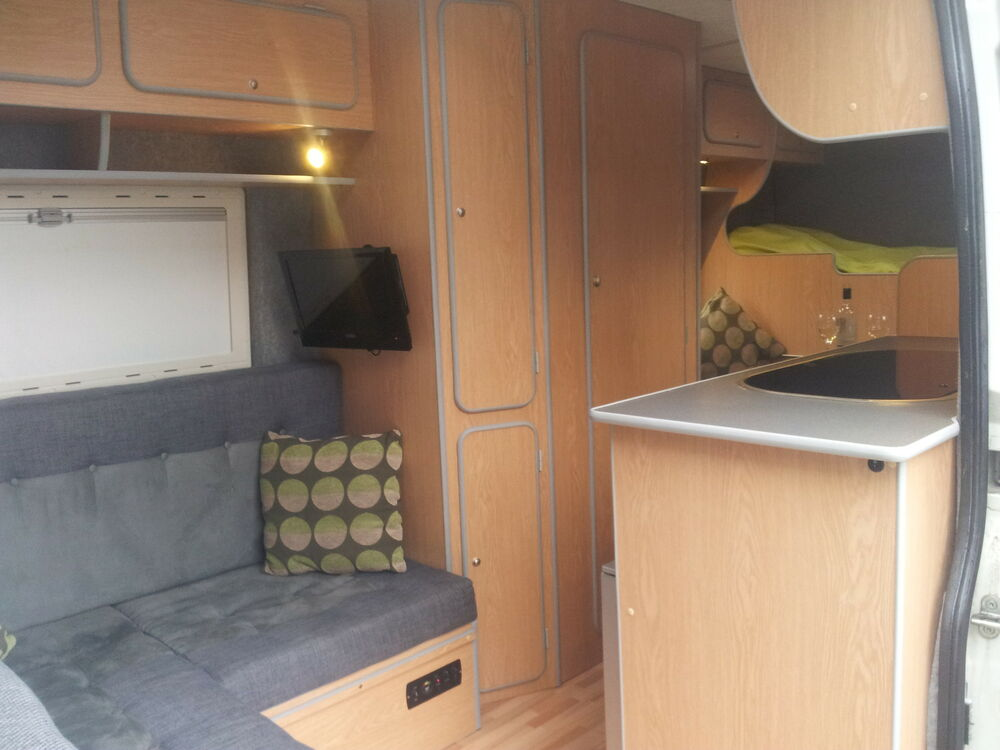 Camper Van Furniture Conversion Kit 5 Berth Universal
