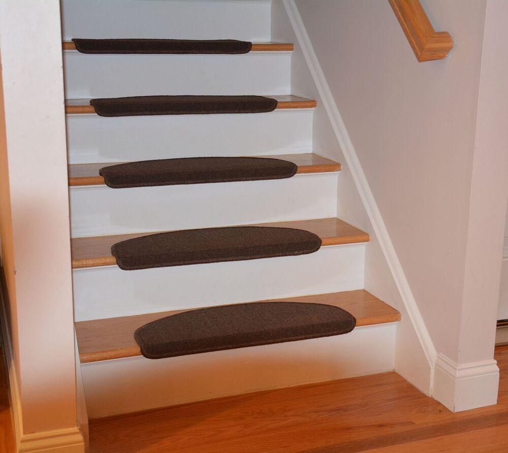 Affordable Bullnose Stair Treads Carpet Non Skid Strip