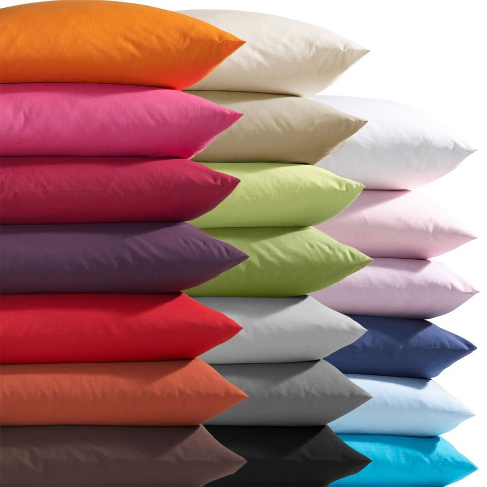 60x40 cm taie d 39 oreiller kussensloop 40x60 forme sac federa sacchi pillowcase ebay. Black Bedroom Furniture Sets. Home Design Ideas