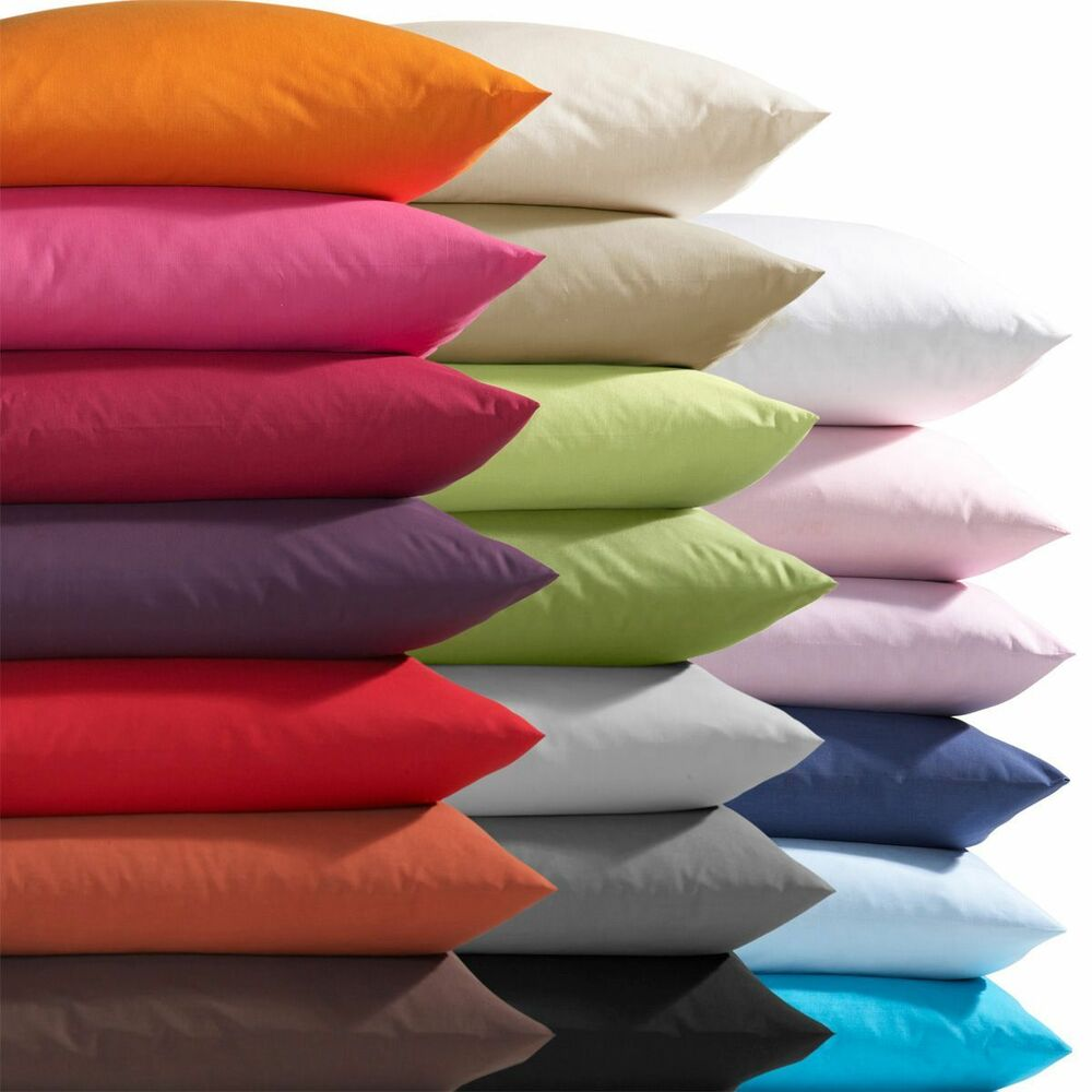 70x50 cm taie d 39 oreiller kussensloop 50x70 forme sac federa sacchi pillowcase ebay. Black Bedroom Furniture Sets. Home Design Ideas
