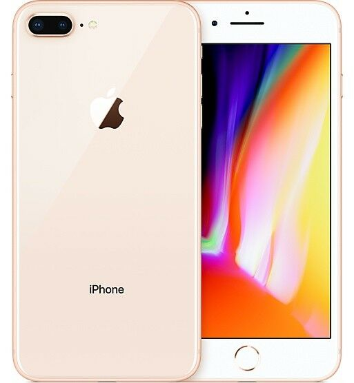 apple iphone 8 plus 64 gb gold 190198454683 ebay. Black Bedroom Furniture Sets. Home Design Ideas