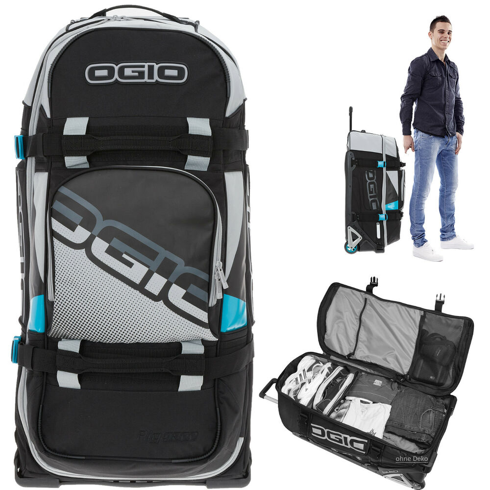 reisetrolley ogio rig 9800 trolley koffer rolltasche xxl. Black Bedroom Furniture Sets. Home Design Ideas