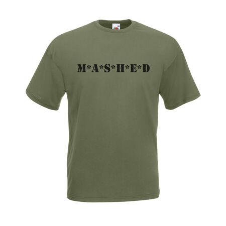 img-Mashed Parody US Comedy Series Street Decals FOTL T-Shirt