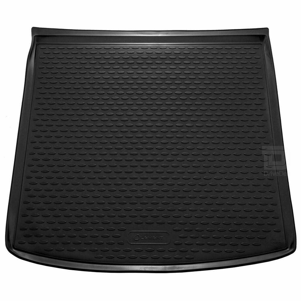 Skoda Kodiaq 2017 - 2018 Rubber Boot Liner Tailored Fitted ...