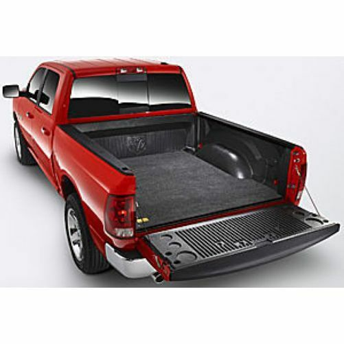 Dodge Ram Bed Mat: Bedrug BMT09CCD Bed Rug Mat Drop-In Style For 2009-2016