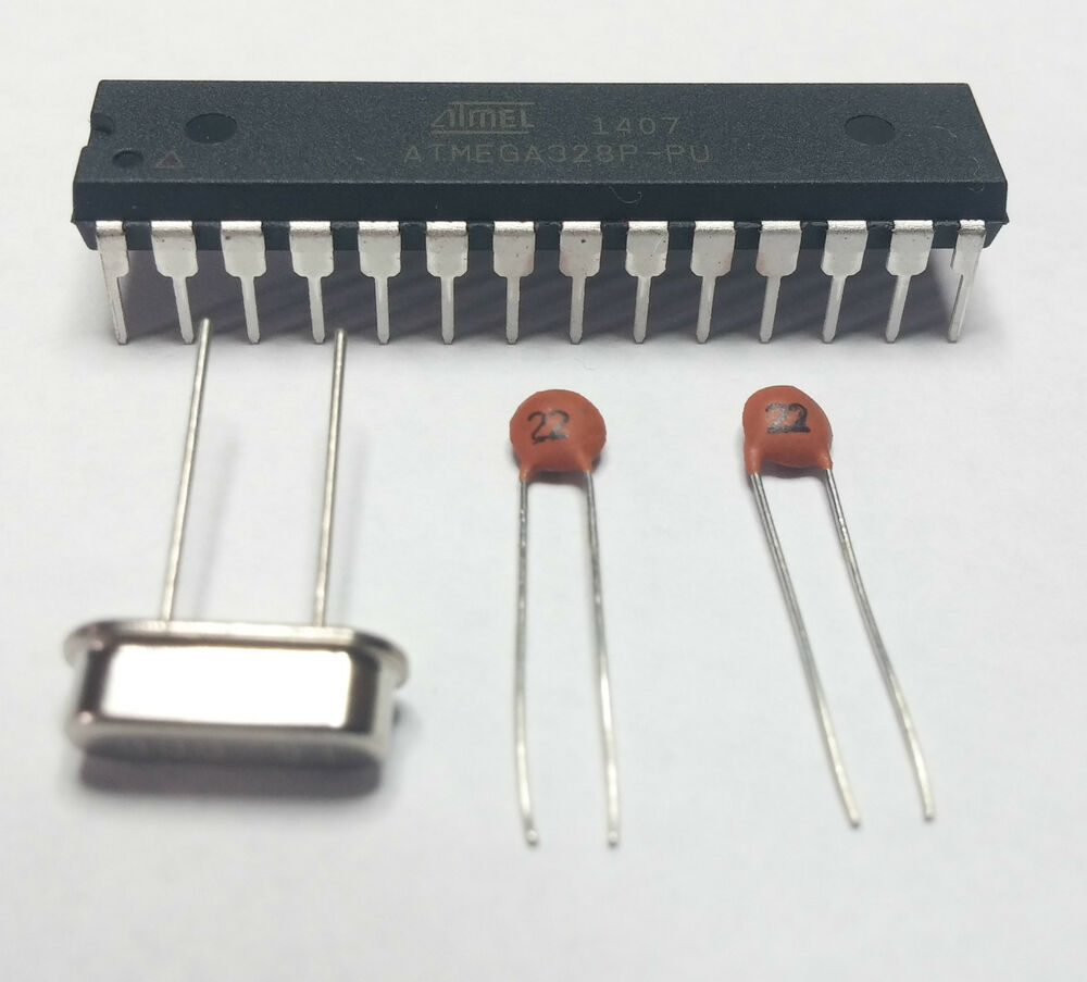 Buy Integrated Circuits Ics Ebay Where To Circuit Atmega328p Pu Arduino Bootloader 16mhz Crystal 22pf Capacitors