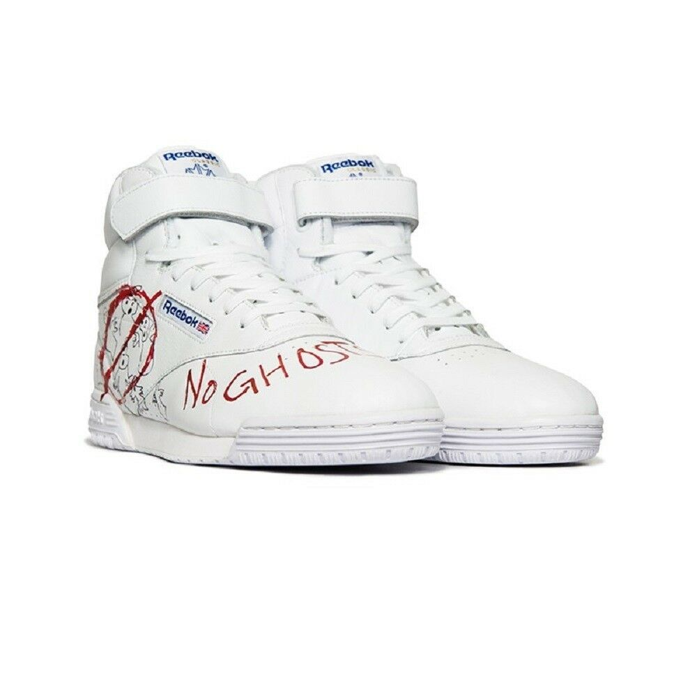 f55ada81423 Details about size 10.0 BAIT Stranger Things Ghostbusters Reebok Ex-O-Fit Hi  US Men Size 10