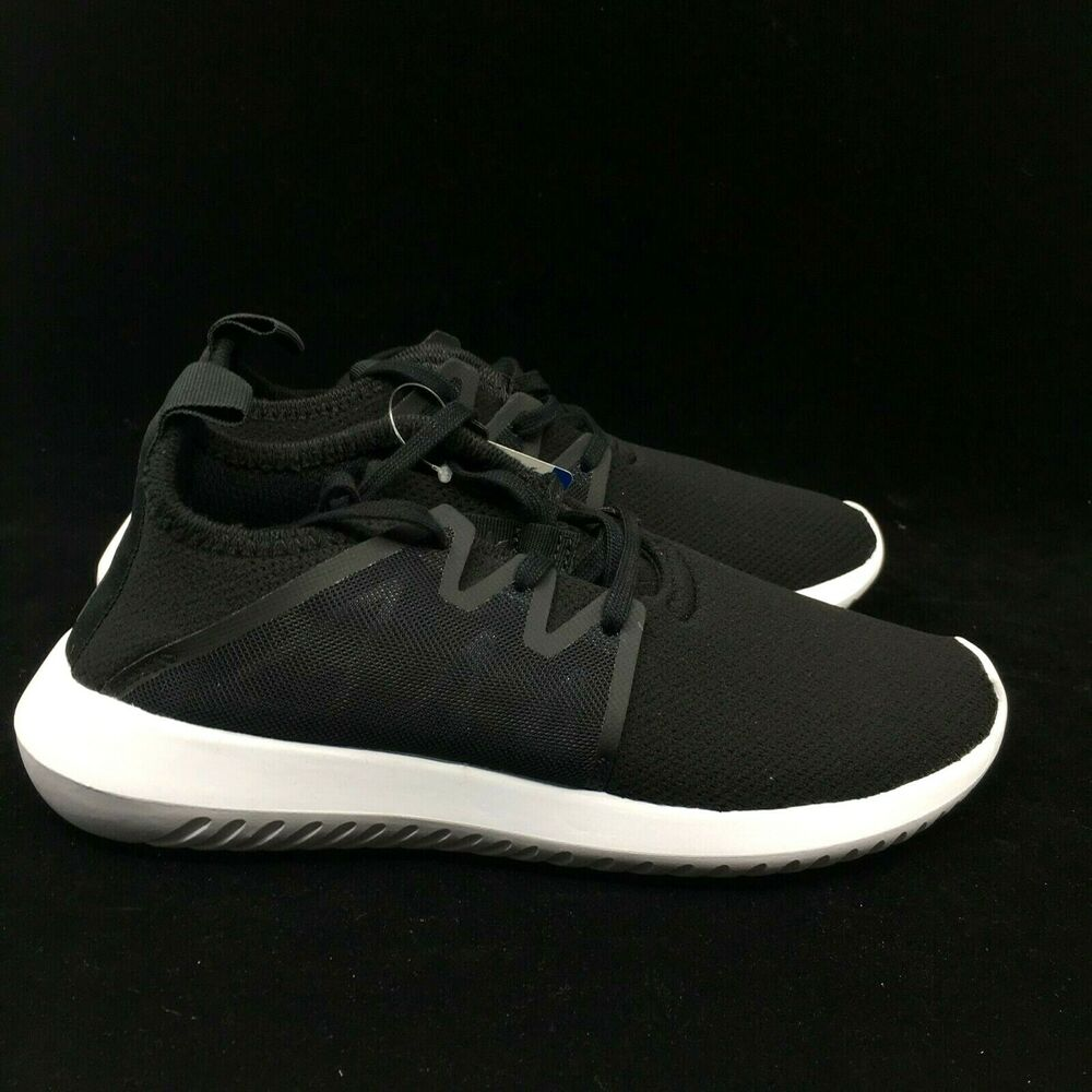 huge selection of b01d8 532cf Details about Adidas Womens W Tubular Viral 2 Core Black Mesh BY9742  Originals Training Run