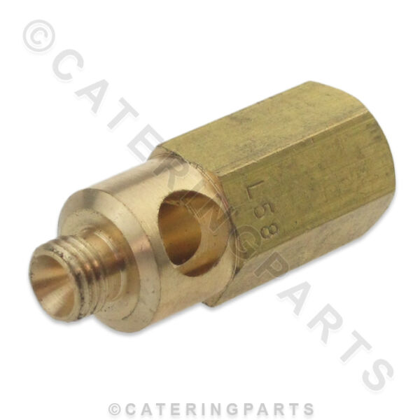 DUOFLAM JETS NO 74 LPG WITH 5//16 THREAD  FOR R11 FLAMAIRE MULTI JET BURNER