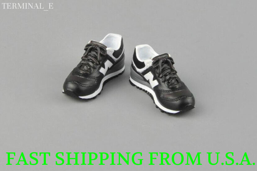 """1//6 Men Shoes Nike Air Sneakers For 12/"""" Hot Toys Phicen Custom Male Figure ❶USA❶"""