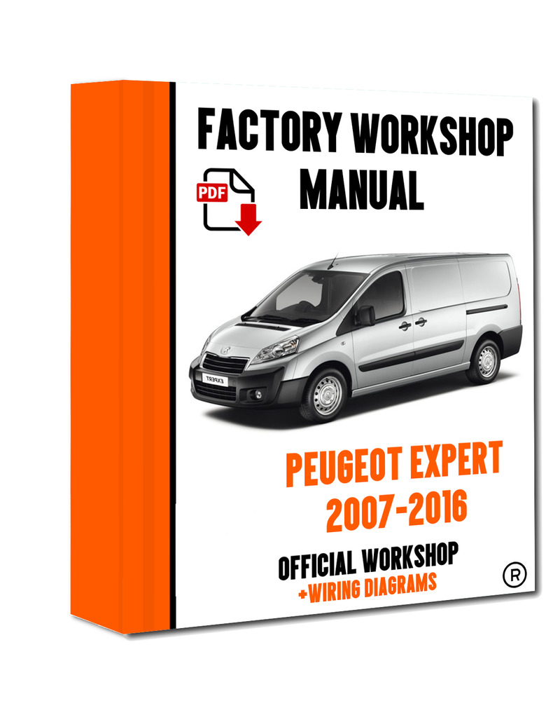 >> OFFICIAL WORKSHOP Manual Service Repair Peugeot Expert 2007 - 2016  7625694741256 | eBay