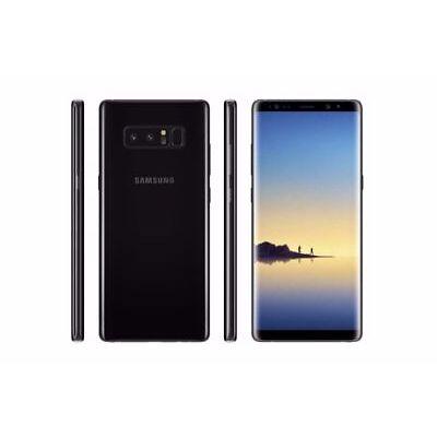 "Samsung Galaxy Note 8 Duos 64gb 6gb 6.3"" Dual Cam 12mp 8mp Black"