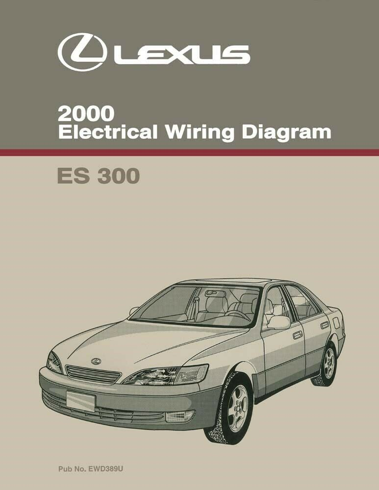 2000 Lexus Es 300 Wiring Diagrams Schematics Layout