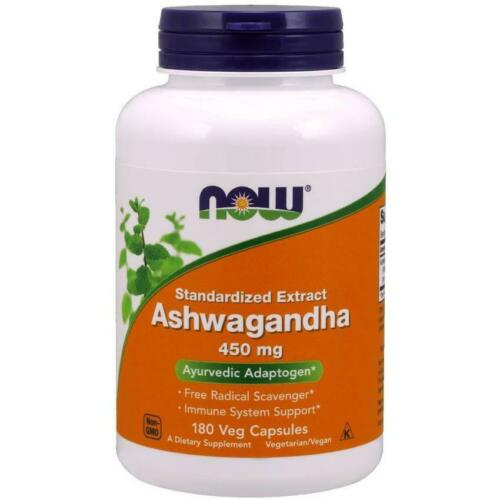NOW Foods  Ashwagandha Extract - 450mg