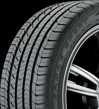 686afbd1c Details about 2055516 205 55R16 Goodyear Eagle Sport AS Blk 91V