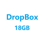 [Best Selling] [Hundreds Sold] Dropbox Permanent 18 GB Lifetime Space