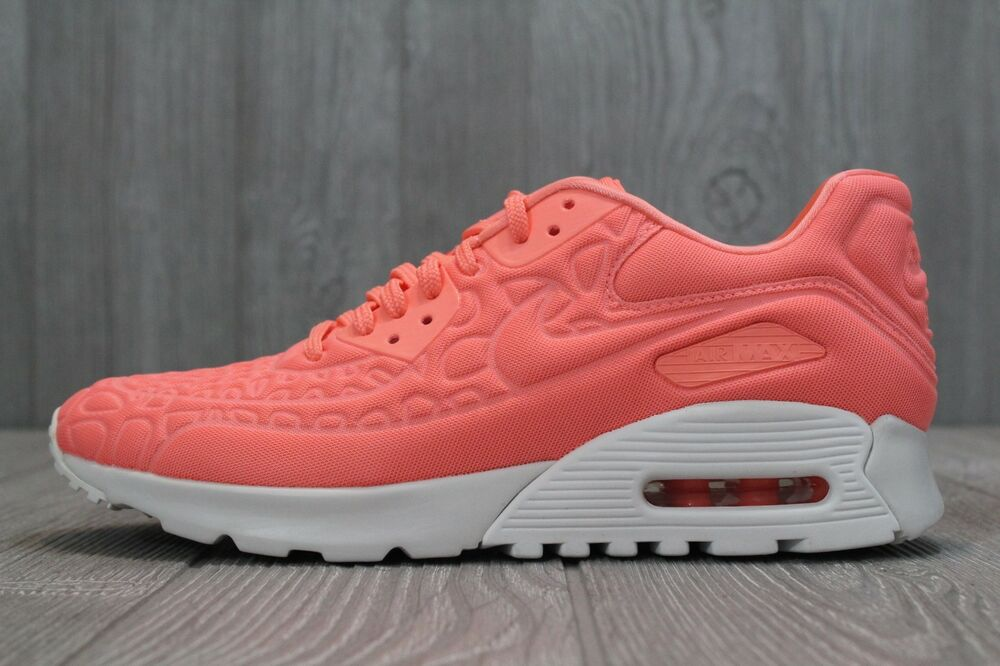 on sale 8d91a d7b92 Details about 26 Nike Air Max 90 Ultra Plush  Atomic Pink  Women s Shoes  844886 600 US 8