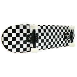 Kyпить CHECKER SKATEBOARD New PRO COMPLETE Checkers ABEC 5 на еВаy.соm