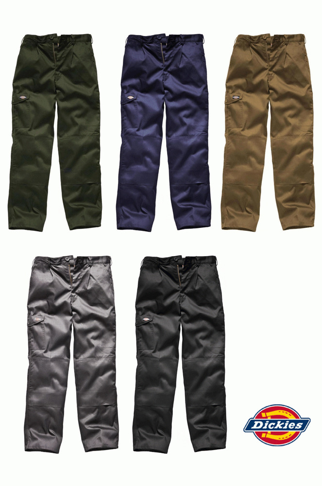 b2783b1235b5 Details about Dickies Redhawk Super Work Trousers Combat Cargo Pant - OFFER  PRICE