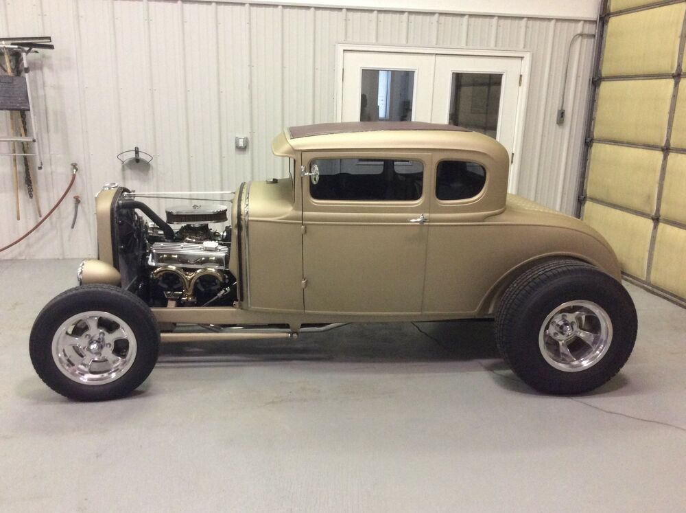 1930 Ford MODEL A HOT ROD COUPE | eBay
