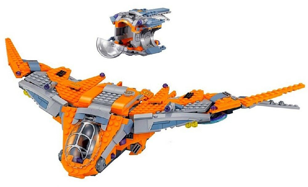 LEGO Infinity War GUARDIANS OF THE GALAXY Complete Ship