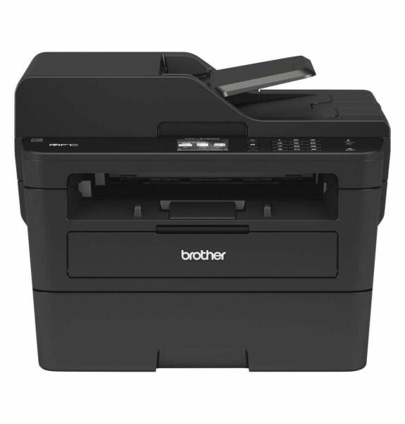 MULTIFUNZIONE BROTHER MFC-L2710DN FRONTE/RETRO-A4(30ppm) - TONER INCLUSO