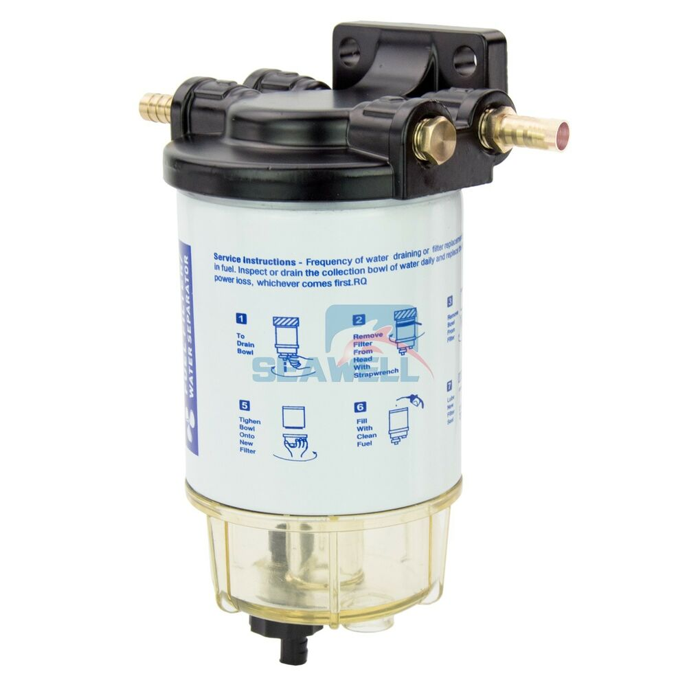 Boat Fuel Filter Marine Fuel Water Separator Mercury