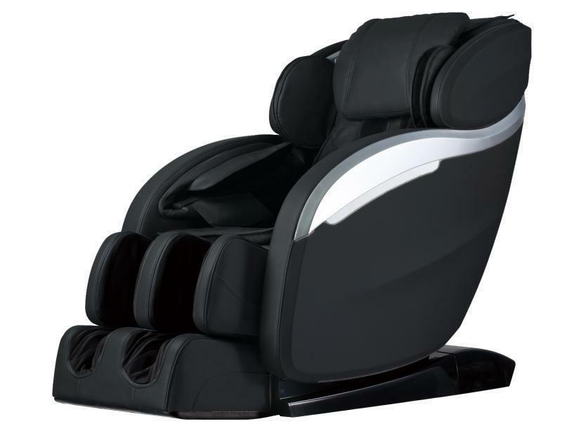 Electric Full Body Long Rail Shiatsu Massage Chair ...