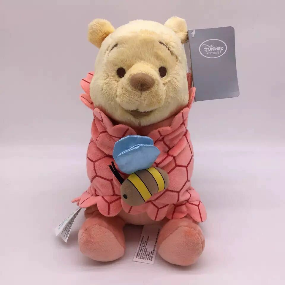 Details about Disney Babies Winnie the Pooh Baby in a Blanket Plush Doll toy  Gift fd8caca98d98