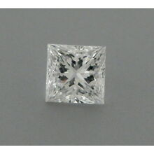 1.5mm PRINCESS CUT LOOSE NATURAL UNTREATED DIAMOND F VVS1