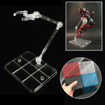 Support Bracket Model Stand Universal base Bracket for Act Robot Figure toy hot