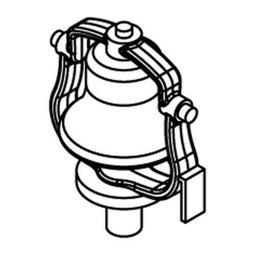 Athearn Ho Bell With Bracket 3 Ath01021 797534010215