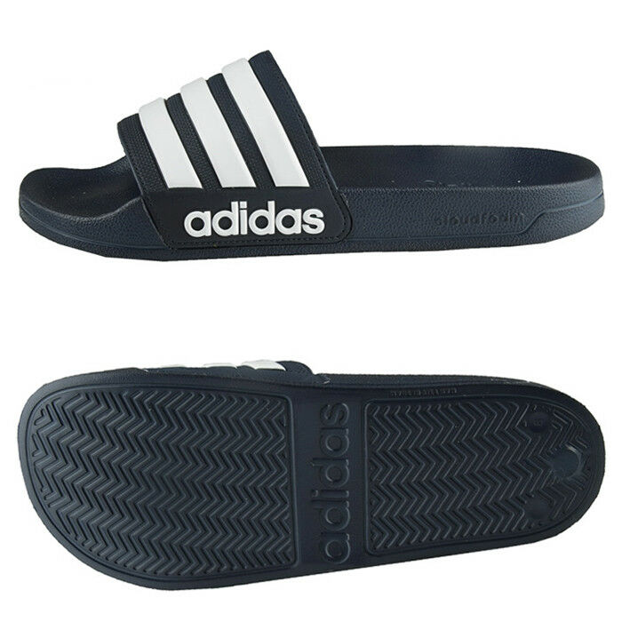 official photos 9bf0c 1ba0f Details about Adidas CF Adilette Shower (AQ1703) Slides Sports Sandals  Slippers Flip-Flops