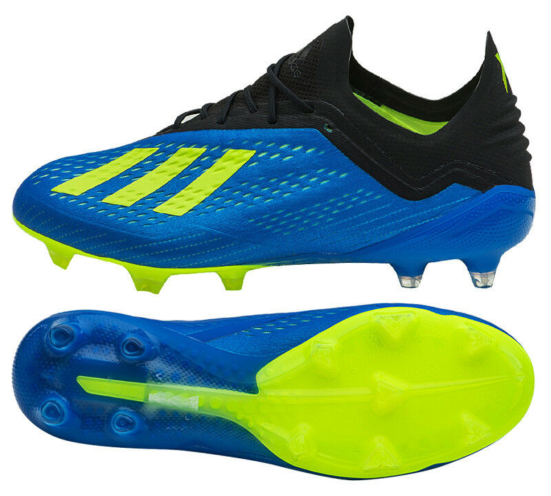 outlet store 3c4ba 46ac1 Details about Adidas X 18.1 FG (CM8365) Soccer Cleats Football Shoes Boots