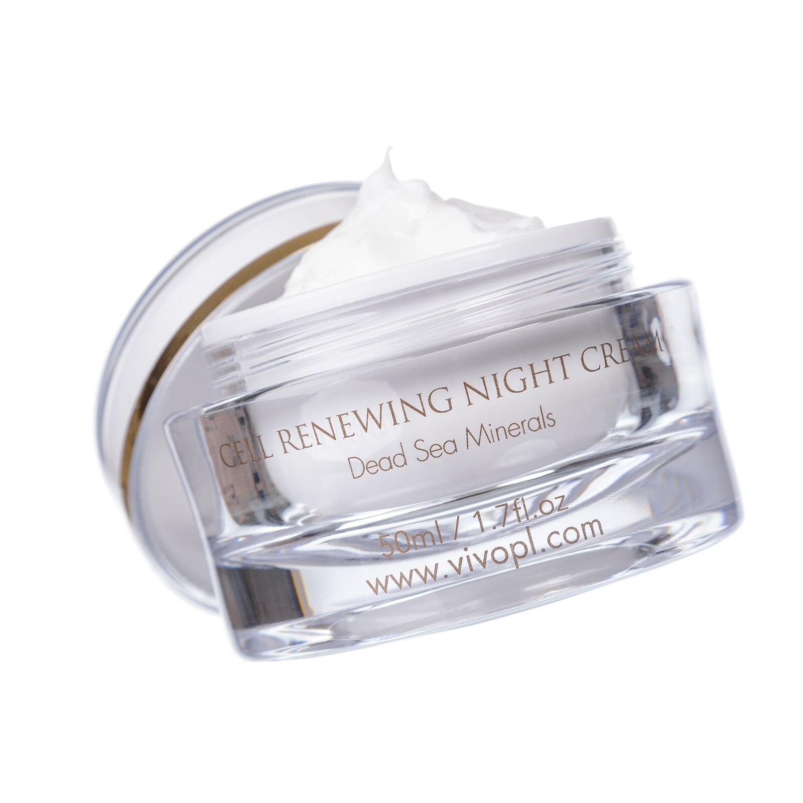 Vivo Per Lei Cell Renewal Anti Aging Night Cream, Look Younger, Not Oily Or S...