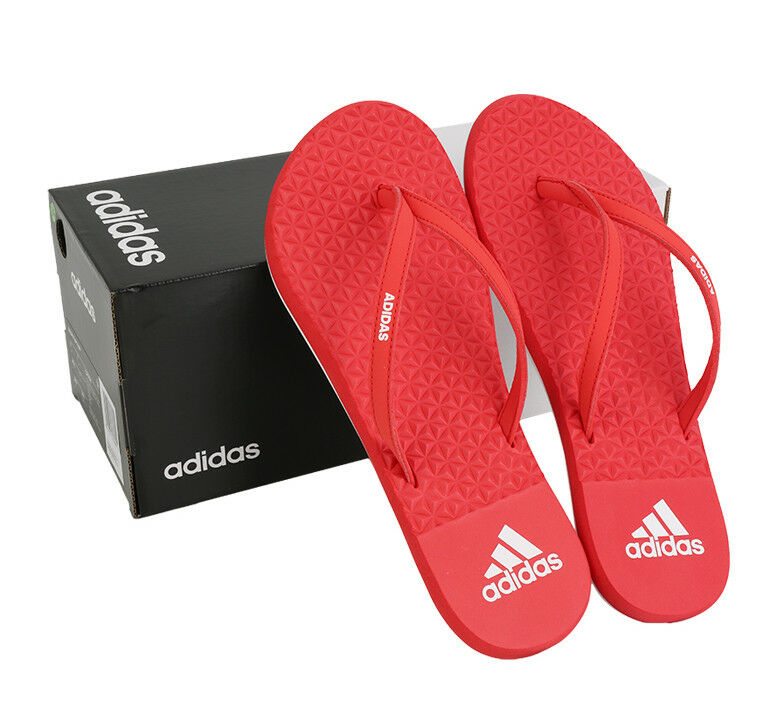 new arrivals 7619c 082cb Details about Adidas Womens EEZAY Flip-Flops (CP9874) Sports Sandals  Slippers