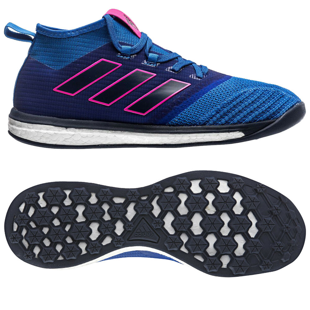 Details about Adidas Mens Boost Ace Tango 17.1 Football Trainers Indoor  Soccer Shoes Boots 11f41c0d9
