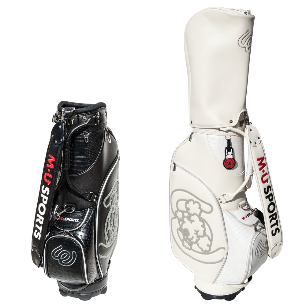 New MU Sports Japanese Brand Golf Cart Bag