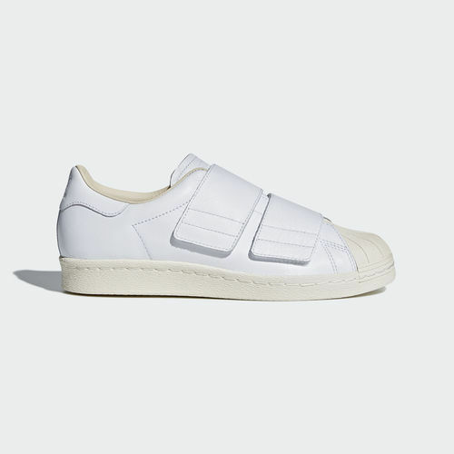 best website 9c2ce 4e186 Details about Adidas CQ2447 Superstar 80s CF Running shoes white beige  Sneakers
